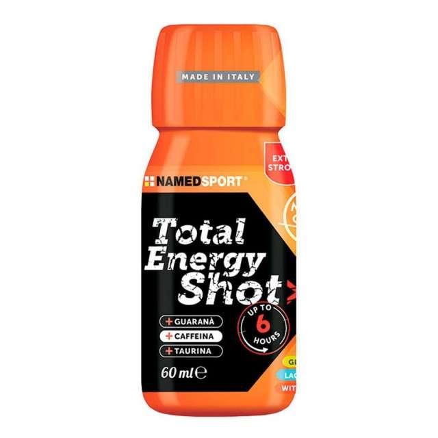 Named Sport Total Energy Shot Naranja 60Ml(25)