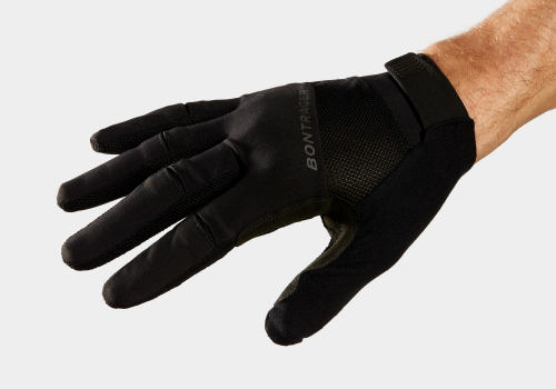 Glove Bontrager Circuit Full-Finger Large Black