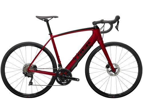 Domane + ALR 54 Crimson Red/Trek Black