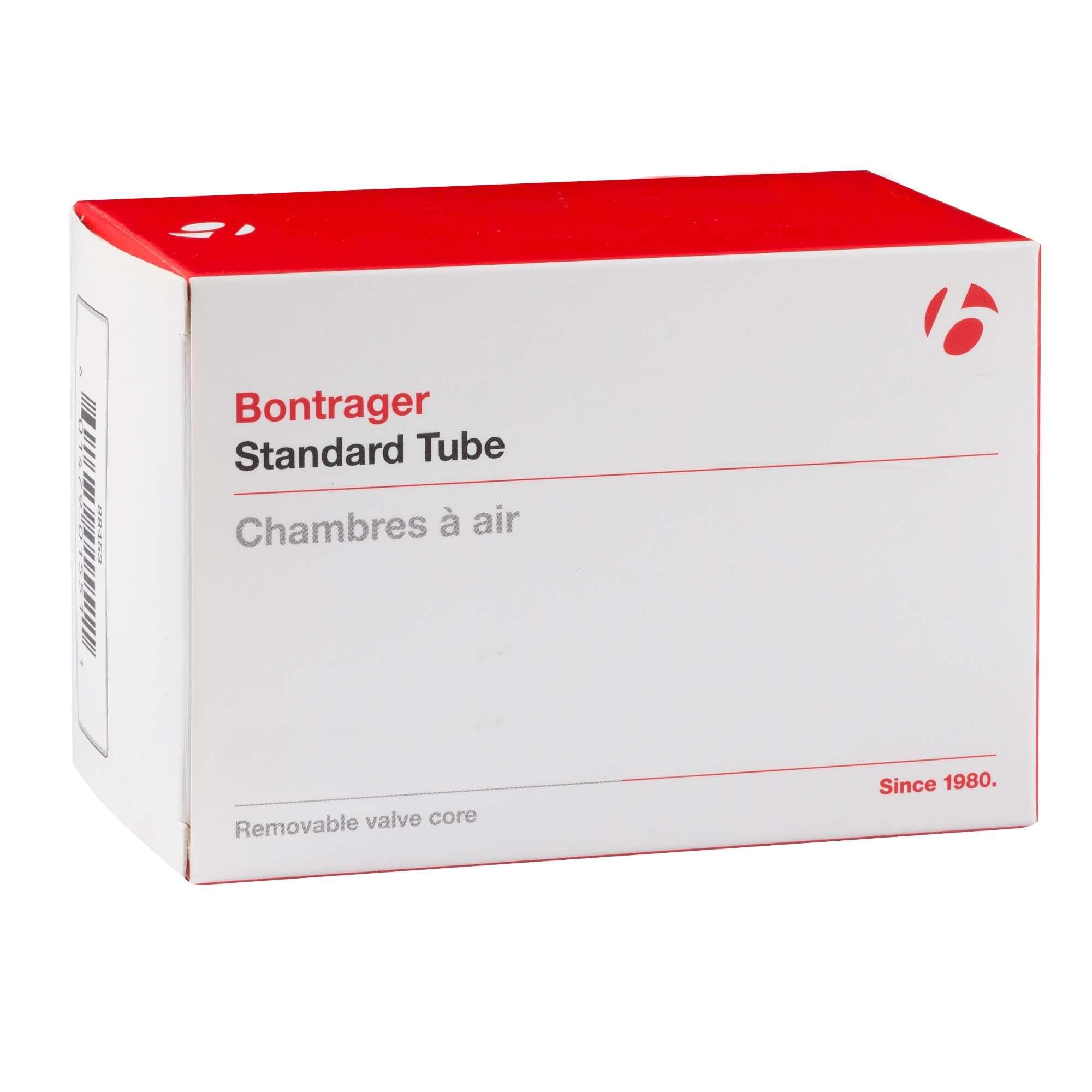 Cámara Bontrager Standard 700x20-25C Válvula Presta 48 mm